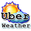 Uber Weather Logo