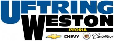 Uftring Weston Chevy Cadillac Logo