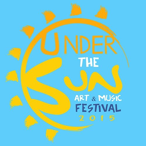 Under the Sun Art and Music Festival Logo