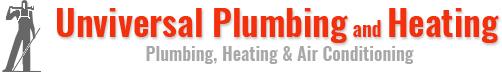 Universal Plumbing and Heating Logo