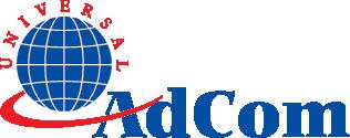 Universal Adcom Logo