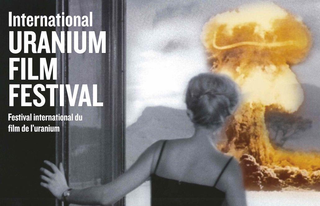 International Uranium Film Festival Logo