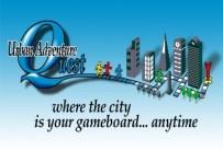 Urban Adventure Quest Logo