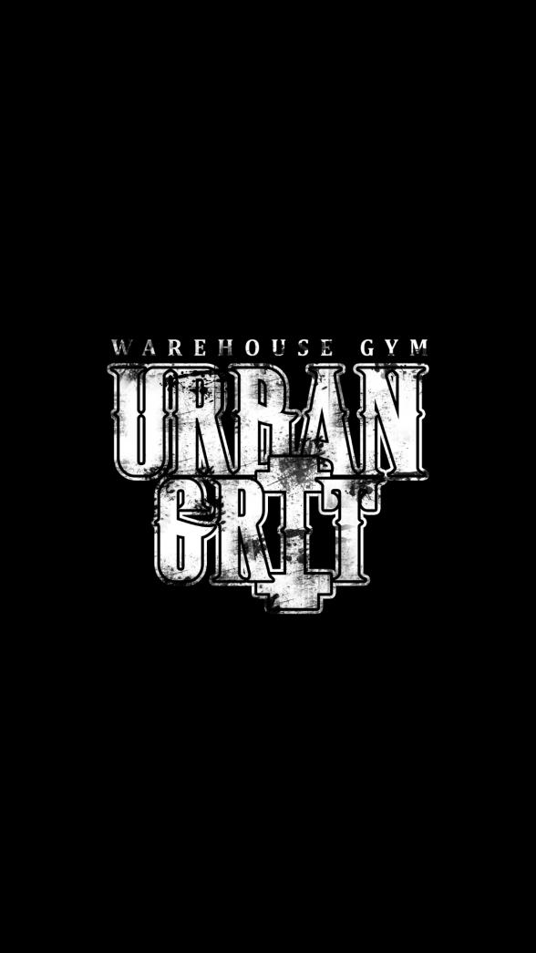 Urban Grit Warehouse Gym Logo