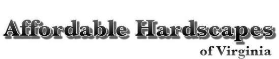 Affordable Hardscapes of Virginia Logo