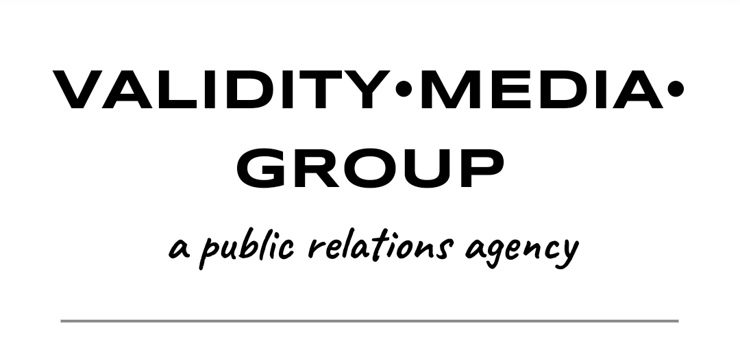 VALIDITY MEDIA GROUP Logo