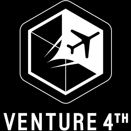 VENTURE 4TH Logo