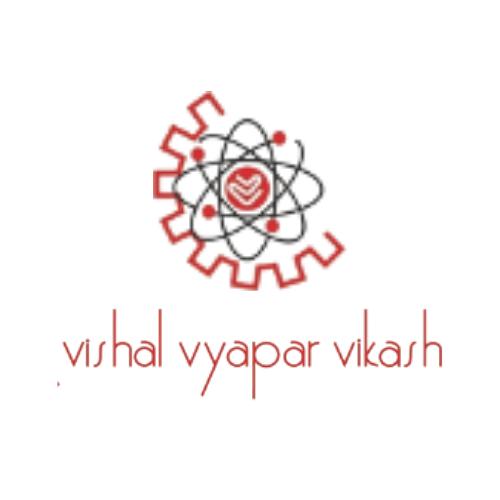 VISHAL VYAPAR VIKASH Logo