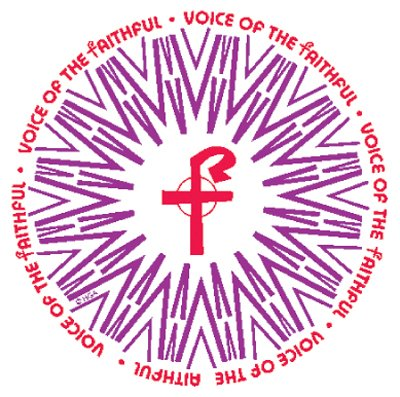Voice of the Faithful NJ Logo