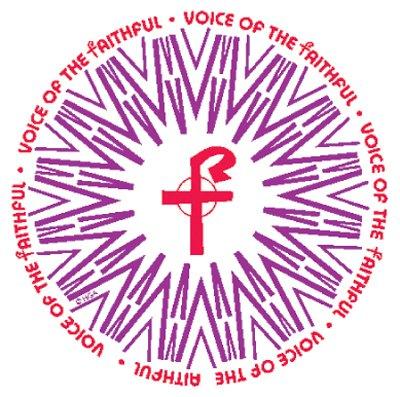 Voice of the Faithful NJ Logo
