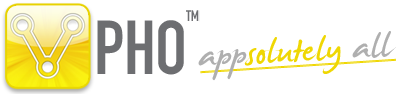 VPHO Apps for iPhone & Android Logo