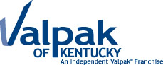 Valpak of Kentucky Logo
