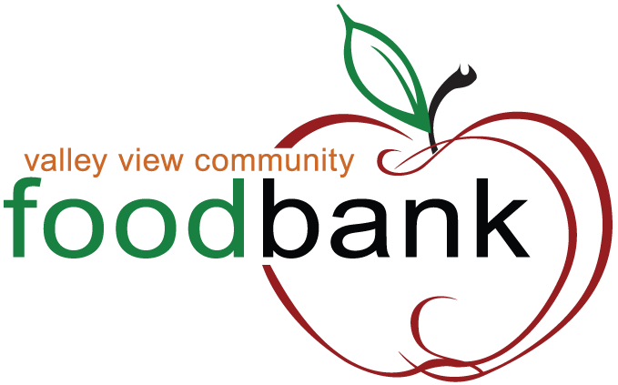 Valley View Community Food Bank Logo