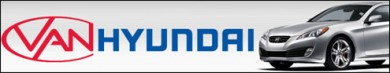Van Hyundai Logo