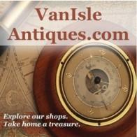 VanIsleAntiques.com Logo