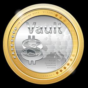 Vault8 Logo