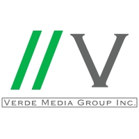 Verde Media Group Inc. Logo