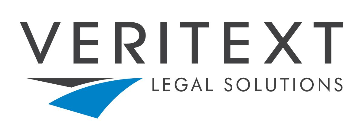 Veritext Legal Solutions Logo