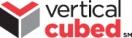 Vertical Cubed Logo