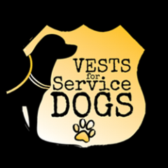 Vests For Service Dogs Logo