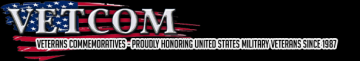 Veterans Commemoratives Logo