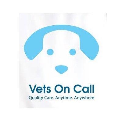 Vets On Call Logo