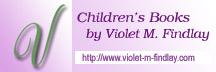 Author Violet M. Findlay Logo