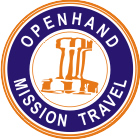 Openhand Mission Travel Logo