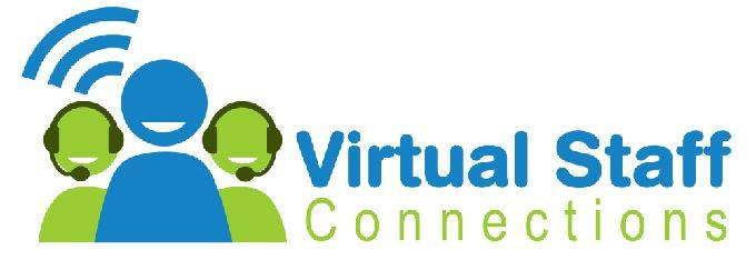Virtual Staff Connections Logo