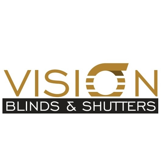 Vision Blinds and Shutters Logo
