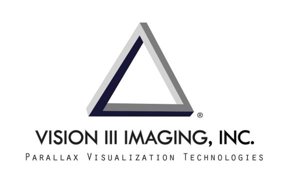 Vision III Imaging, Inc. Logo