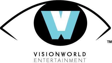 Visionworld Entertainment Logo