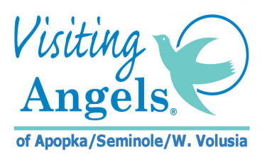 Visiting Angels of Apopka/Seminole/W.Volusia Co Logo