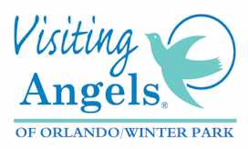 Visiting Angels of Orlando/Winter Park Logo