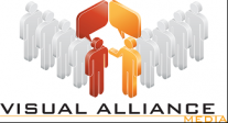 Visual Alliance Media Logo