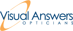 Visual Answers Opticians Loughborough Logo
