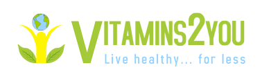 Vitamins2You Logo
