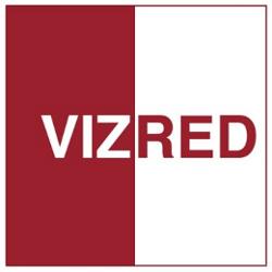 VizRed Logo