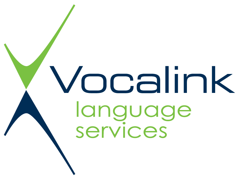 Vocalink Language Services Logo