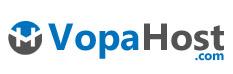 VopaHost Logo