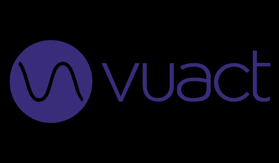 Vuact, Inc. Logo