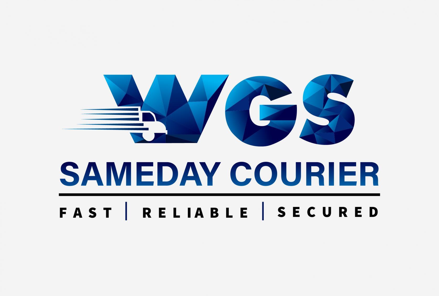 WGS Sameday Courier Logo
