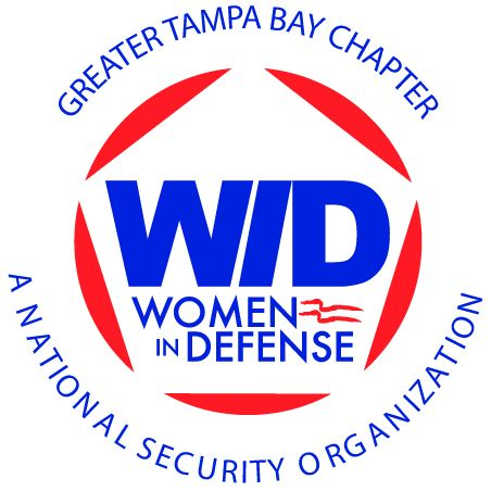 Greater Tampa Bay Chapter of Women In Defense Logo