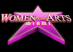 Women in the Arts Miami Logo