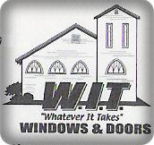 WIT Windows and Doors Logo