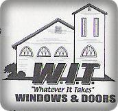 WIT Windows and Doors Logo