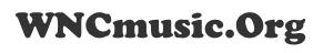 WNCmusic.Org Logo