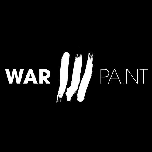 WarPaint International Beauty Agency Logo