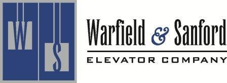 Warfield & Sanford Elevator Company Logo