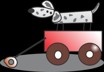 WagWagon Logo